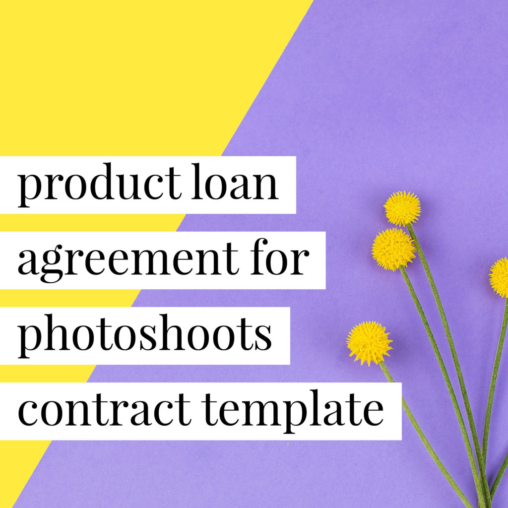 product-loan-photoshoots