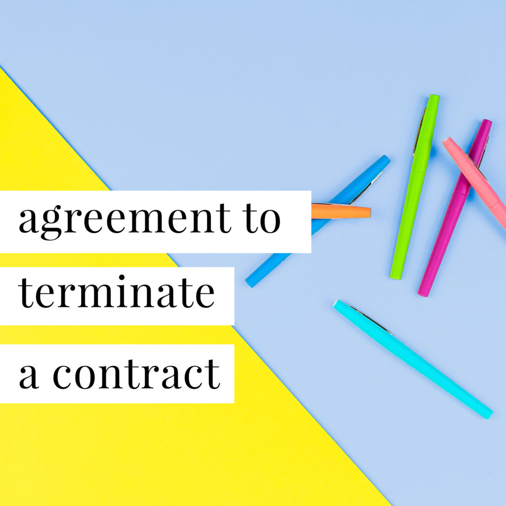 Agreement-to-Terminate-Contract-Template