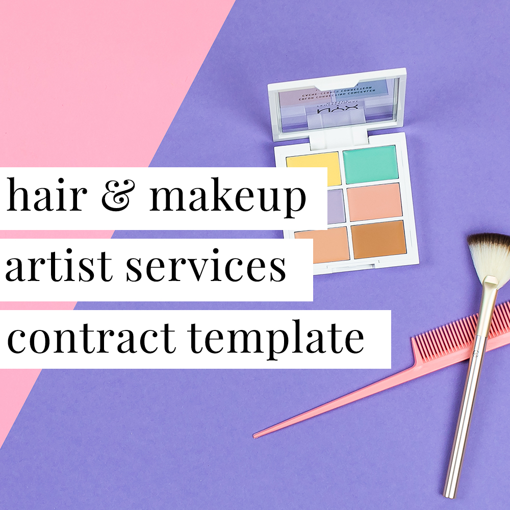 Hair-Makeup-Artist-Contract-Template